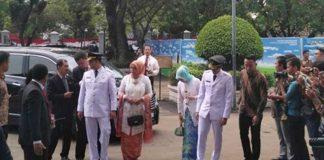 Pelantikan Gubernur dan Wagub DKI Jakarta