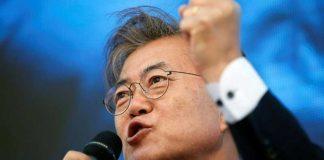 Presiden Korsel Mon Jae In
