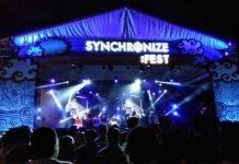Synchronize Fest.