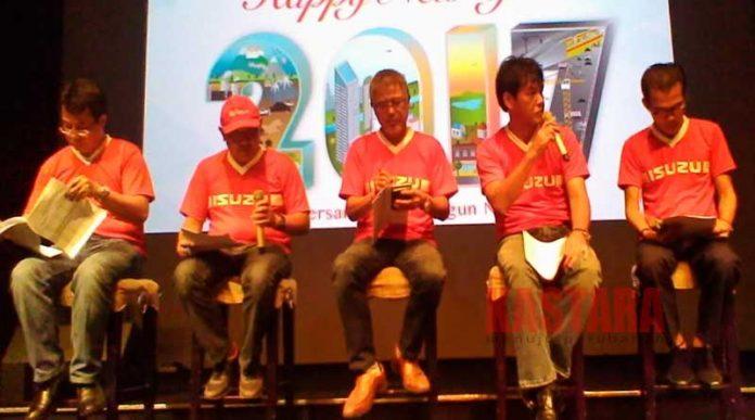 Isuzu Media Gathering