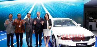 All-new BMW 520d Luxury Line-GIIAS 2017