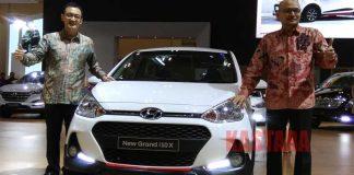 Hyundai New Grand i10X - GIIAS 2017