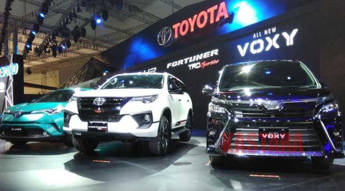 Toyota - GIIAS 2017