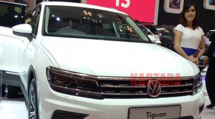 VW Tiguan - GIIAS 2017