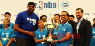 NBA Jr Indonesia 2017 All Star