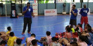 Jr NBA Indonesia 2017 All Star