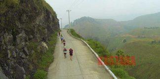 Samosir Lake Toba Ultra Marathon 2017
