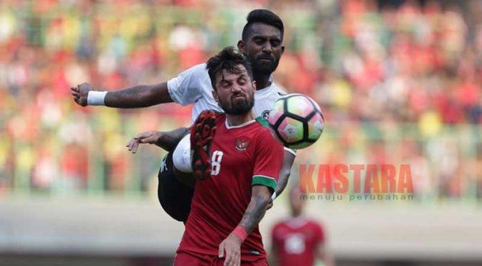 Timnas Indonesia vs Fiji