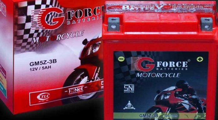 G Force Motorcycle