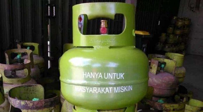 Gas Subsisi 3 kg