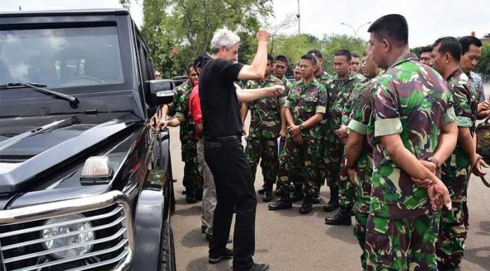 Guard Driver Training