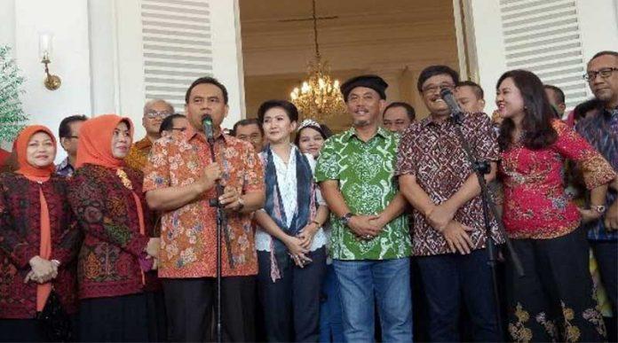 Pelantikan Gubernur DKI Jakarta