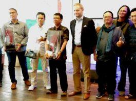 Anugerah Karya Jurnalistik Antikorupsi (AKJA) 2017