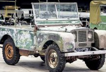 Land Rover Seri I