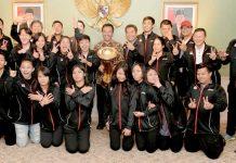 Kejuaraan Bulutangkis Beregu Asia 2018