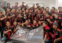 Toyota Agya Club
