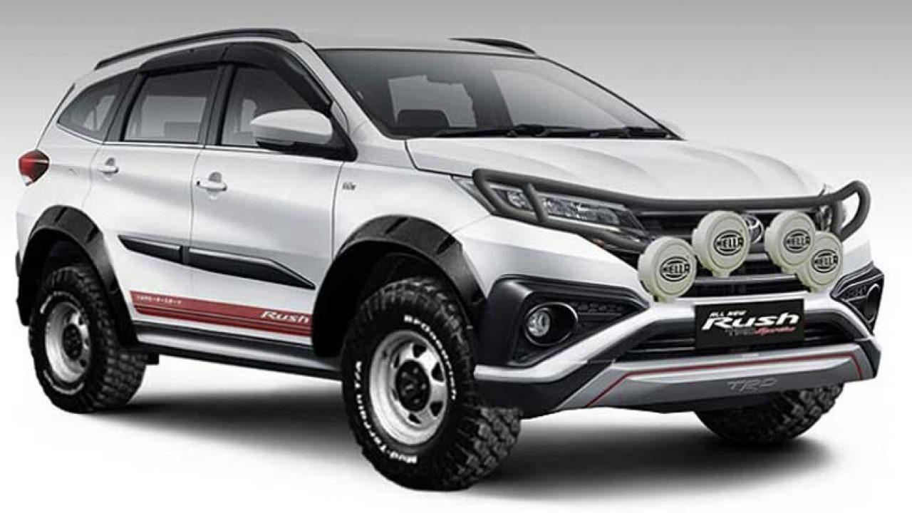 41+ Populer Modifikasi Mobil Toyota Rush 2020 Terbaru ...