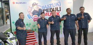 Suzuki Pedili Mudik 2018