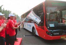 Bus Beautiful Indonesia-Asian Games 2018