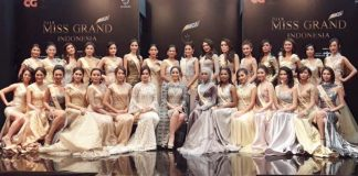 Miss Grand Indonesia 2018