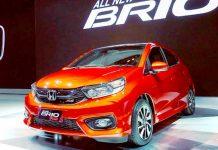 All New Honda Brio