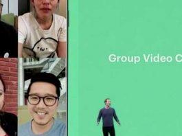 WhatsApp Group Video Calling