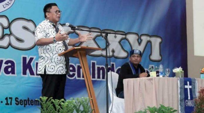 Gerakan Mahasiswa Kristen Indonesia