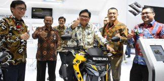 Indonesia Motor Show 2018