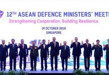 Menteri Pertahanan Se-ASEAN
