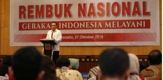 Rembuk Nasional Gerakan Indonesia Melayani