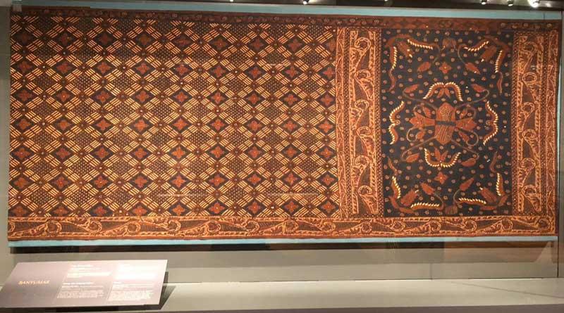 Batik Raja Thailand