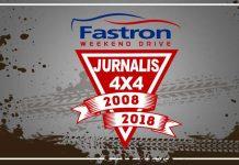 Fastron Weekend Drive Jurnalis 4x4 2018