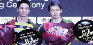 Fuzhou China Open 2018