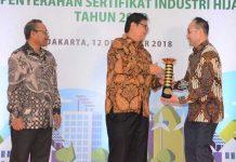 Penghargaan Industri Hijau 2018