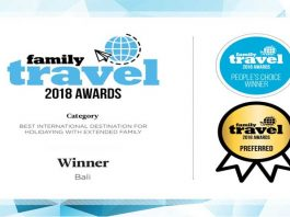 Family Travel People's Choice Awards