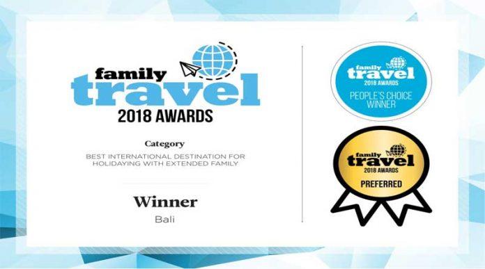 Family Travel People's Choice Awards