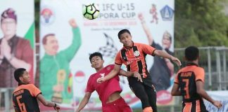 Bali International Football Championship (IFC) 2018