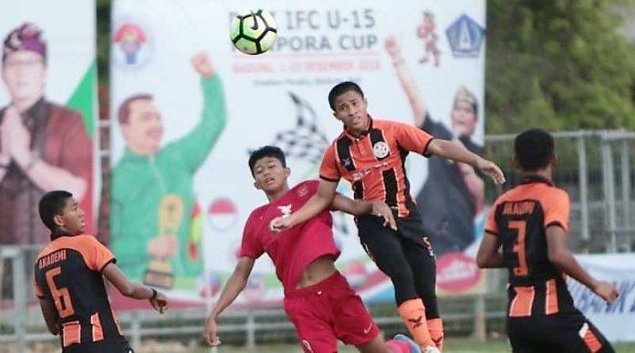 Bali International Football Championship (IFC) 2018