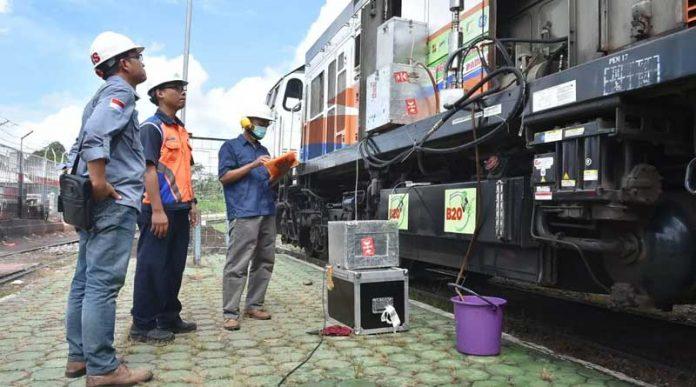 Rail Test B20