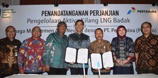 Kilang LNG Badak