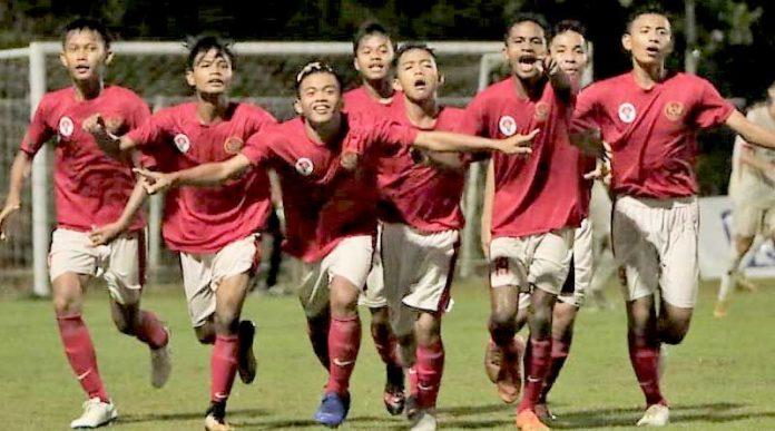 Timnas Pelajar U-15 Indonesia