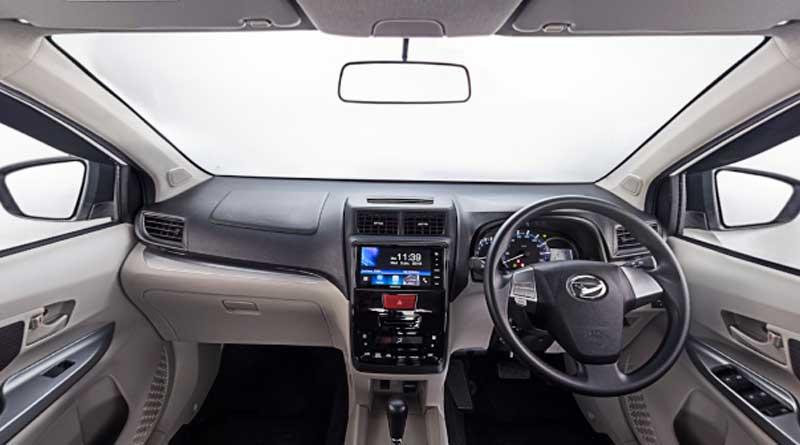 Gaya Eksterior dan Interior Baru Daihatsu Xenia 2019