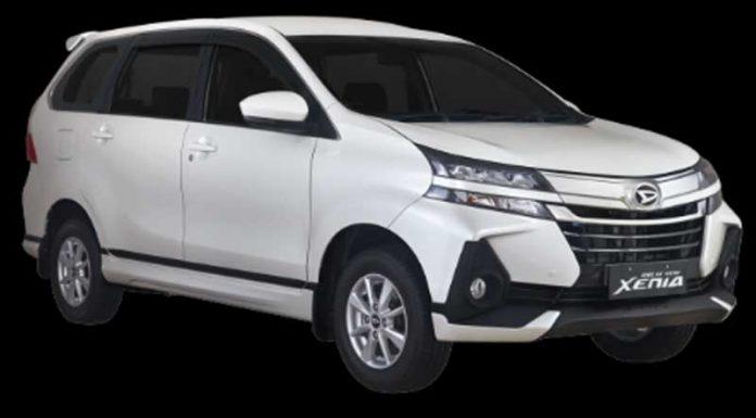 Daihatsu Xenia 2019