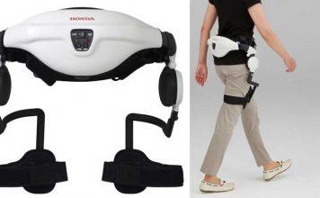 Honda Walking Assist Device