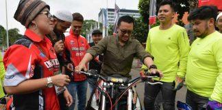 Gas Bareng Diton Bikers Dakwah