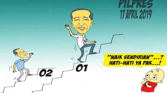 Jokowio vs Sandi