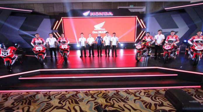 Astra Honda Racing Team (AHRT)