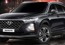All New Hyundai Santa Fe