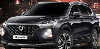 All New Hyundai Santa Fe