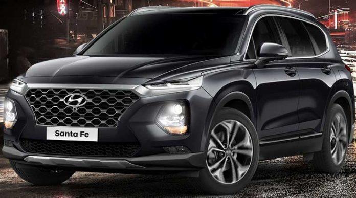 Santa Fe Suv >> Hyundai The Grand Santa Fe Layak Jadi Pilihan Baru Suv